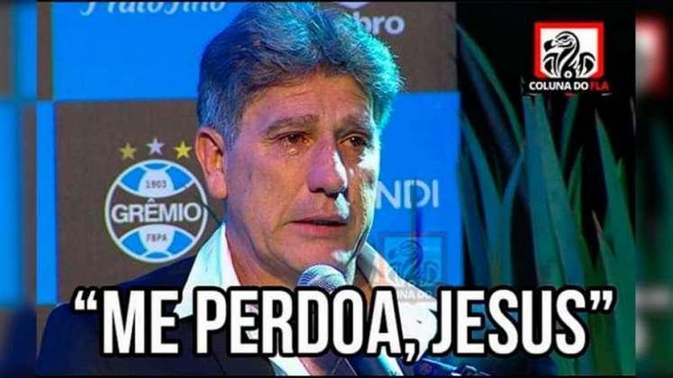Renato Gaúcho e o