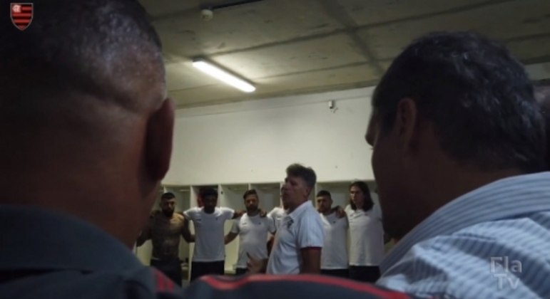 Renato Gaúcho - Flamengo