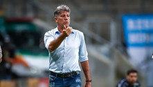 Grêmio demite Renato Gaúcho após queda na Libertadores