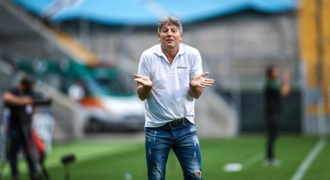 Com 16 jogos invicto, técnico acredita que equipe joga melhor futebol do país