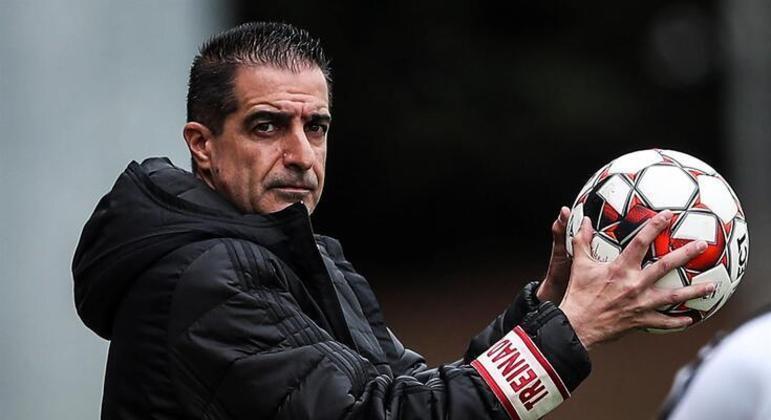 Renato admitiu a ajuda de Abel para eliminar o Grêmio. Amigos e rivais há anos