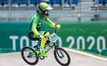 Às 22h Renato Rezende disputa uma vaga para o Brasil na final do ciclismo na categoria BMX