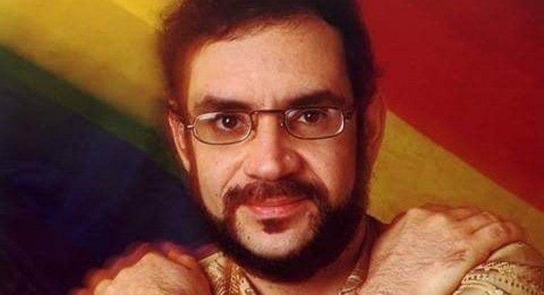 O cantor e compositor Renato Russo, que colocou Brasília no mapa da música brasileira