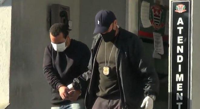 Renato está preso preventivamente pela morte de Jannayna, de 26 anos