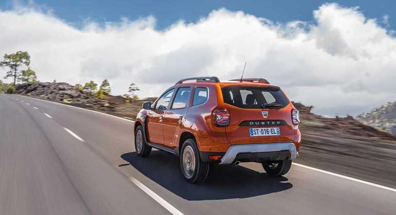 Modelo é vendido pela Dacia na Europa