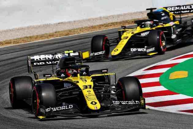 Renault espera conseguir melhor resultado no GP da Espanha