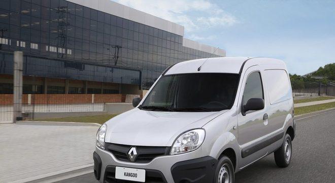 Renault Kangoo é opção na categoria Multivan / Foto: Luiz Costa / La Imagem / Divulgação