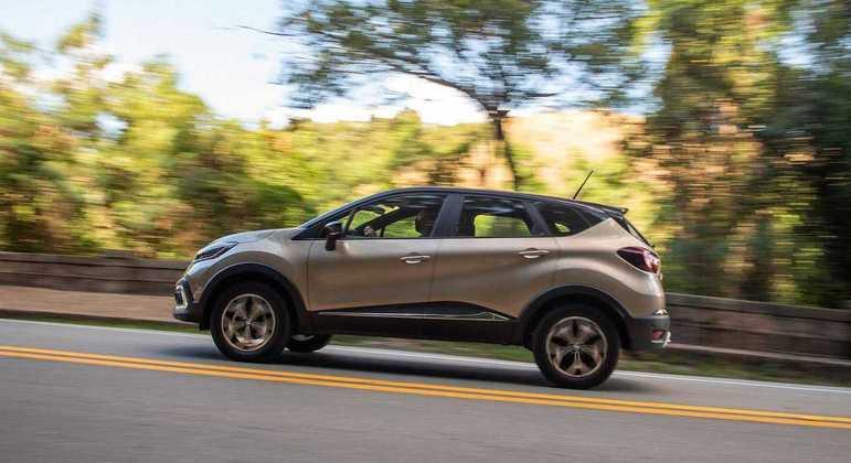 Utilitário esportivo faz de 0 a 100 km/h em apenas 9,5 segundos com gasolina
