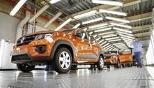 Renault mantém produção paralisada por falta de peças no Paraná