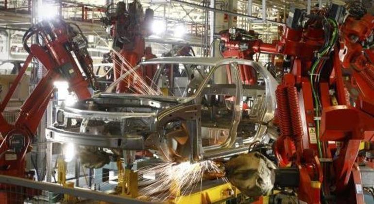 Por aqui, 130 mil automóveis deixaram de ser produzidos de acordo com estudo norte-americano