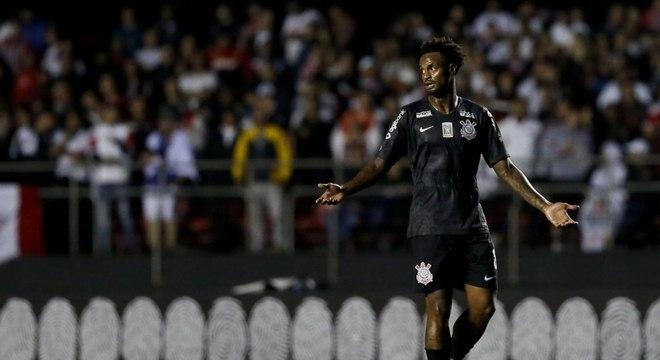 Renê Júnior (volante) - Corinthians - Ficando sem clube