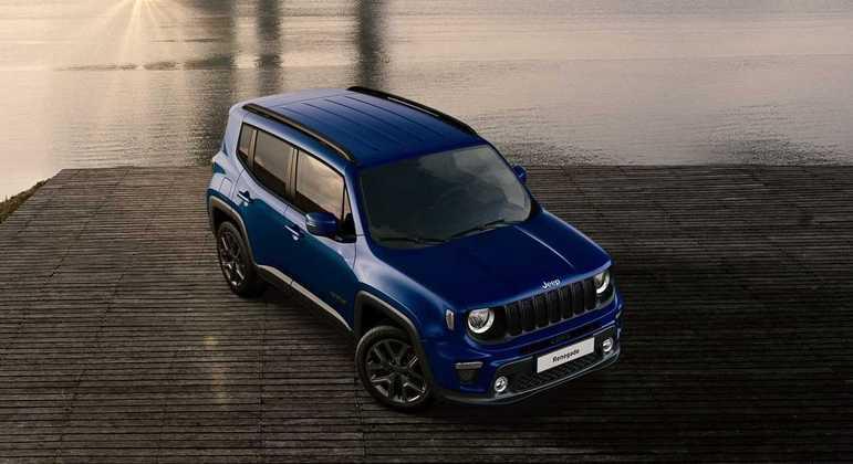 A Jeep acaba de divulgar na Itália o novo Renegade Impulse que chega ao mercado com inspiração na série da Disney +, Loki