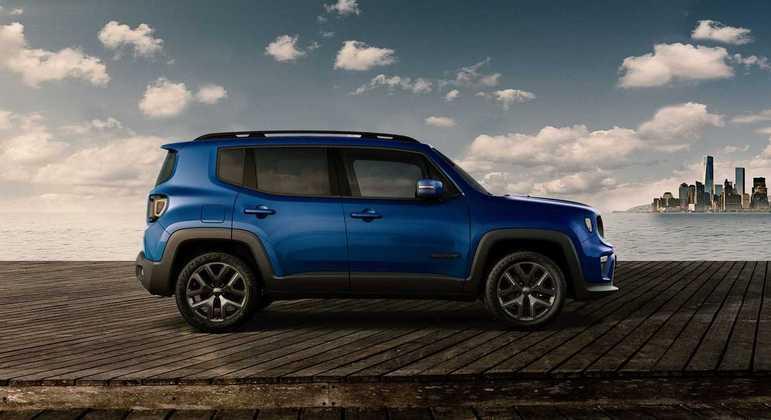 Na Europa a Jeep comercializa desde o ano passado o Renegade 4xe