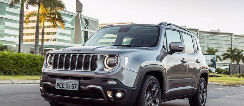 Jeep Renegade é forte candidato a receber o motor 1.0 turbo de 120cv nas versões de entrada