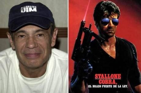 Santoni foi parceiro de Stallone no filme Cobra