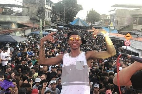 DJ é organizador do Baile da Gaiola