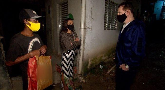 Repórter Record Investigação mostra situação dramática de moradores de rua durante a pandemia