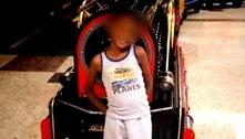 Repórter Record Investigação traz revelações sobre caso do menino no tambor