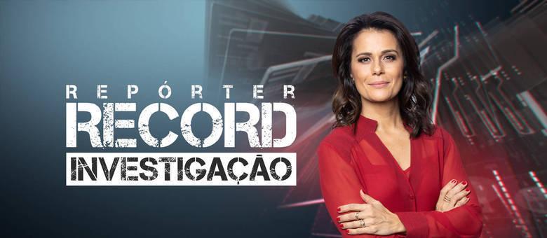 Adriana Araújo comanda a nova temporada do Repórter Record Investigação