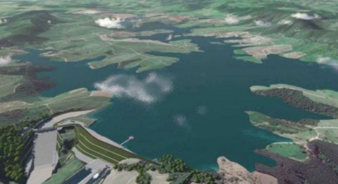 MPF e MP entram com ação para paralisar obras da represa Duas Pontes
