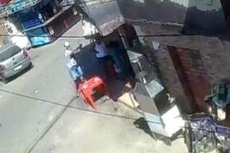 Comerciante foi executado dentro do próprio bar