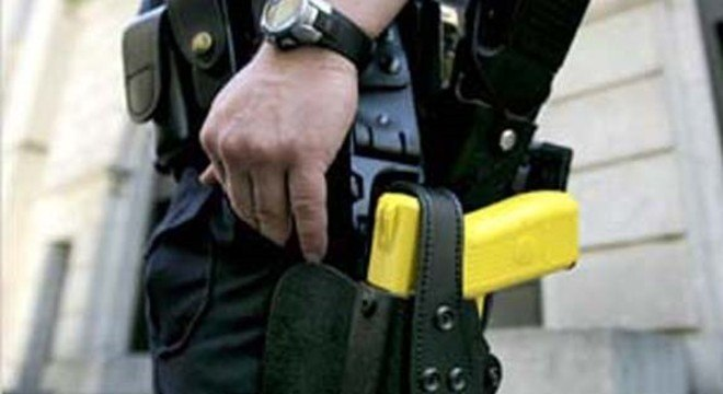 Os funcionários da autarquia pedem ainda um treinamento para o manuseio das armas