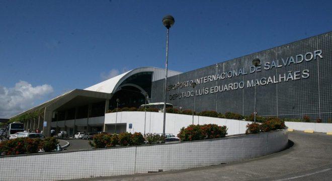 O terminal de Salvador teve a terceira pior nota entre 20 aeroportos de uma  pesquisa de satisfação