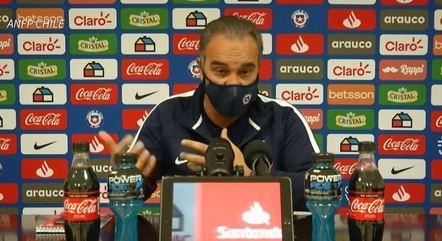 Treinador do Chile criticou escolha do Brasil