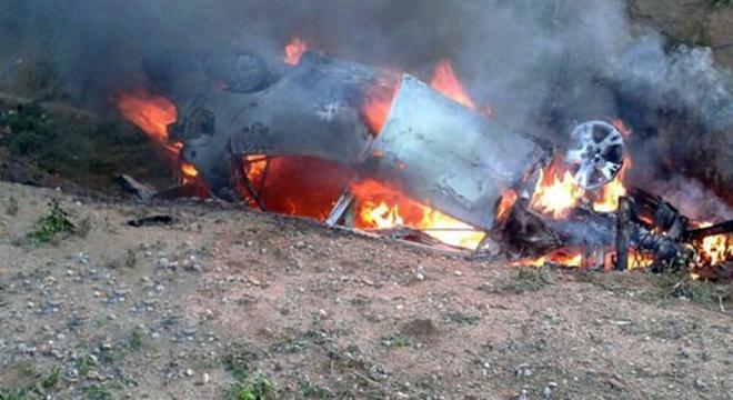 A Polícia Rodoviária Estadual ainda investigas as causas do acidente