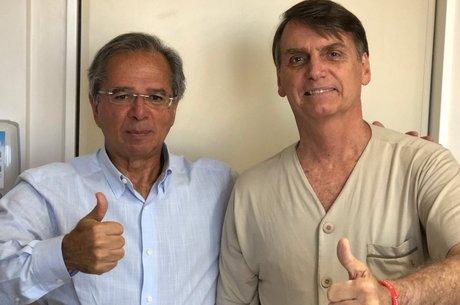 Texto elogia plano econômico de Paulo Guedes