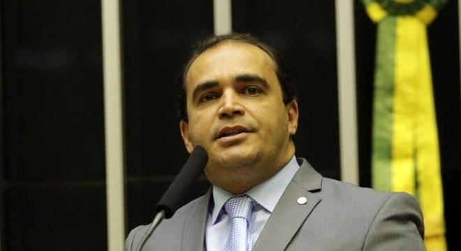 O deputado federal Marcelo Freitas (PSL-MG)