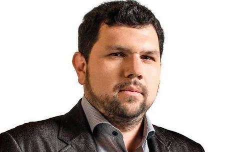 O blogueiro bolsonarista Oswaldo Eustáquio