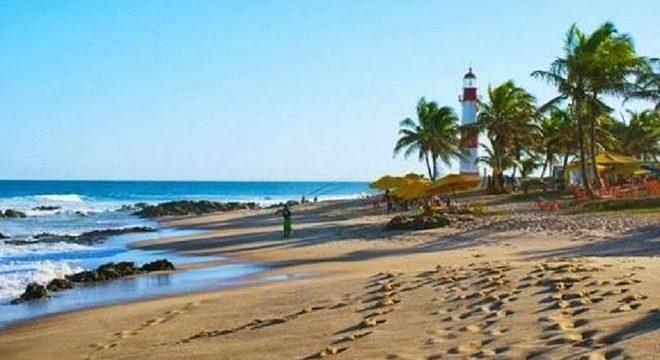 Confira a lista das praias que devem ser evitadas em Salvador e RMS