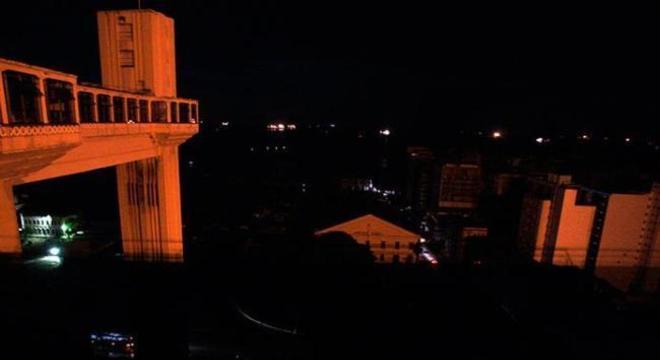 Salvador e outros milhares de municípios ficaram às escuras