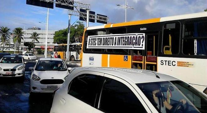 Rodoviários do transporte complementar reivindicam integração com ônibus e metrô
