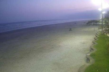 Jovem morreu afogada na Praia Grande neste domingo (13)