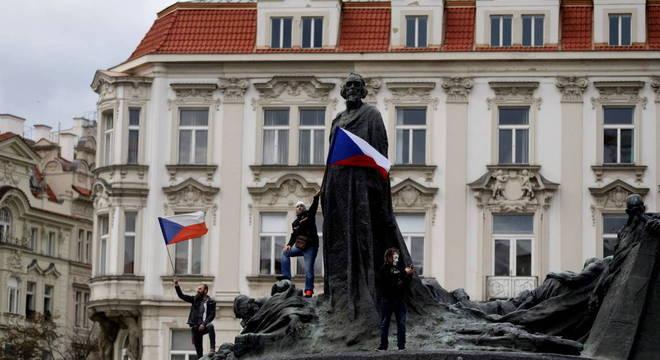 República Tcheca tem maior número de casos per capita na Europa