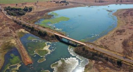 Reservatórios vivem pior seca em 90 anos