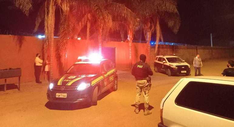PRF resgata adolescente de 16 anos explorada sexualmente em Guaiçara, no interior de SP