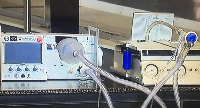 Respiradores desenvolvidos pela USP serão utilizados pelo Incor