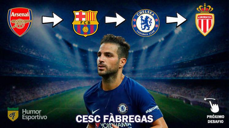 Resposta: Cesc Fàbregas