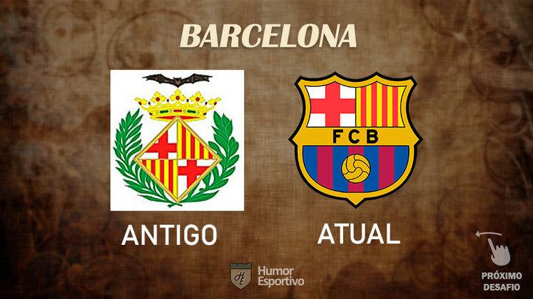 Resposta correta: Barcelona. Tente acertar o próximo!