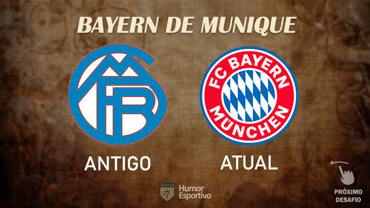 Resposta correta: Bayern de Munique. Tente acertar o próximo!