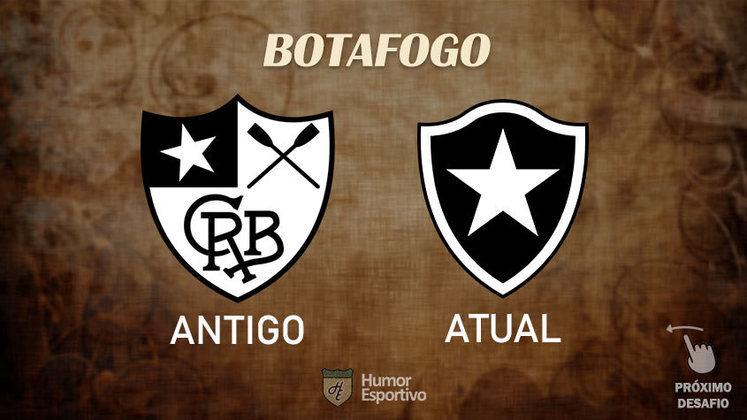 Resposta correta: Botafogo. Tente acertar o próximo!