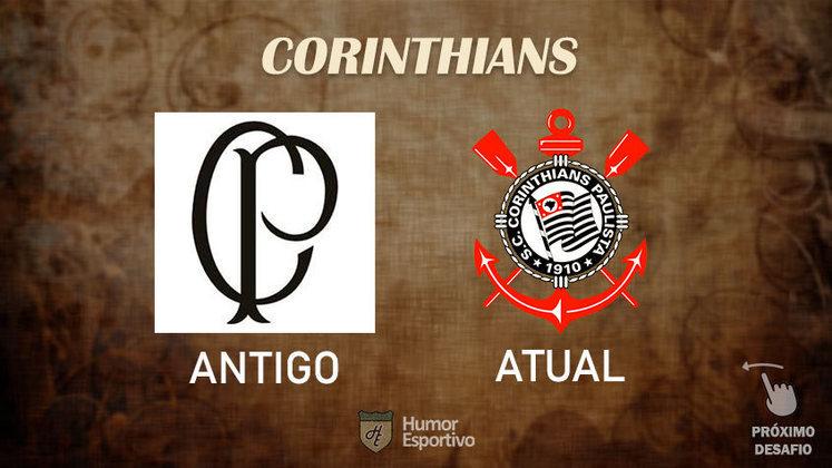 Resposta correta: Corinthians. Tente acertar o próximo!