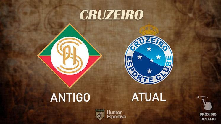 Resposta correta: Cruzeiro. Tente acertar o próximo!