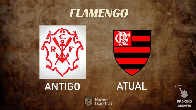 Resposta correta: Flamengo. Tente acertar o próximo!