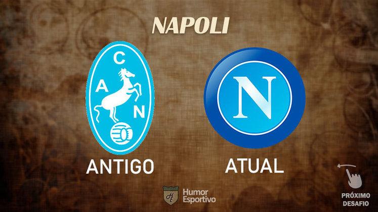 Resposta correta: Napoli. Tente acertar o próximo!