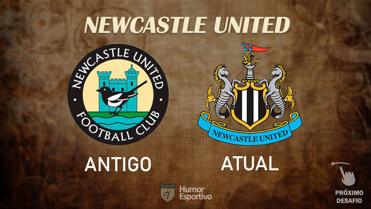 Resposta correta: Newcastle. Tente acertar o próximo!