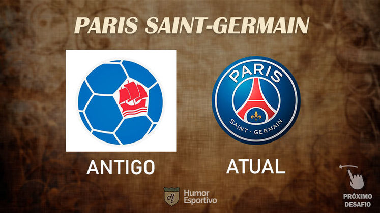 Resposta correta: Paris Saint-Germain. Tente acertar o próximo!